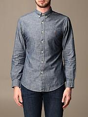 [관부가세포함][랄프로렌] (710818789 001)  Winter 20 남성 shirt men polo  denim