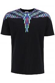 [관부가세포함][마르셀로불론] (CMAA018E20JER004 1050) FW20 남성  chalk wings print 티셔츠