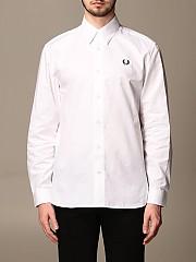 [관부가세포함][프레드페리] (M6602 134) Winter 20 남성 셔츠