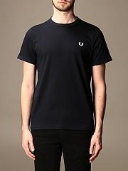 [관부가세포함][프레드페리] (M3519 608) Winter 20 남성 반팔 티셔츠