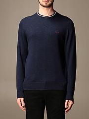 [관부가세포함][프레드페리] (K9601 M11) Winter 20 남성 니트 스웨터