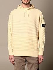 [관부가세포함][스톤아일랜드] (503A1 V0035)  Winter 20 남성 스웨터 men  butter