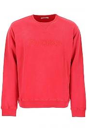 [관부가세포함][JW앤더슨] (JE36MS18 460) SS18 남성  logo embroidery 스웨트셔츠