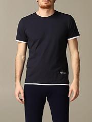 [관부가세포함][파올로 페코라] (F012 4169 6685) Summer 20 남성 반팔 티셔츠