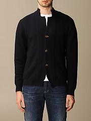 [관부가세포함][일레븐티] (B71MAGB15 MAG0B038 11 10) 남성 가디건in virgin wool