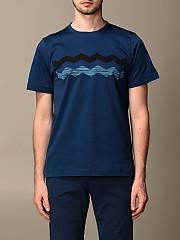 [관부가세포함][톰포드] (2002MUL00037 BJ005A S70K7) Winter 20 남성 반팔 티셔츠