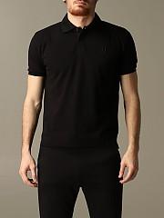 [관부가세포함][유벤투스 프리미엄] (NIKPOMESAI19 BL) 남성 반팔 피케 폴로 셔츠