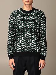 [관부가세포함][겐조] (FA65PU5313SC 56) Winter 20 남성 니트 스웨터