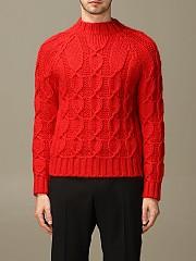 [관부가세포함][생로랑] (632017 YARK2 6442) Winter 20 남성 니트 스웨터