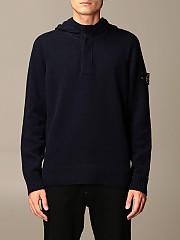 [관부가세포함][스톤아일랜드] (507A3 V0020) Winter 20 남성 니트 스웨터