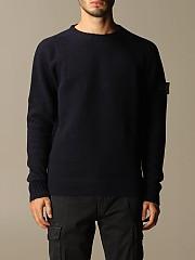 [관부가세포함][스톤아일랜드] (505A3 V0020) Winter 20 남성 니트 스웨터