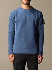 [관부가세포함][스톤아일랜드] (505A3 V0043) Winter 20 남성 니트 스웨터
