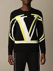 [관부가세포함][발렌티노] (UV3KC09Q 6L4 PM6) Winter 20 남성 니트 스웨터