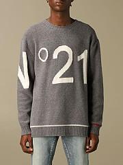 [관부가세포함][N° 21] (A003 7077 8994) Winter 20 남성 니트 스웨터
