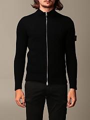 [관부가세포함][스톤아일랜드] (523C2 V0029) Winter 20 남성 니트 스웨터