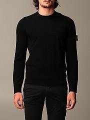 [관부가세포함][스톤아일랜드] (511A1 V0029) Winter 20 남성 니트 스웨터