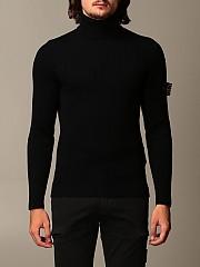 [관부가세포함][스톤아일랜드] (522C2 V0029) Winter 20 남성 니트 스웨터