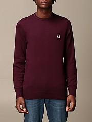 [관부가세포함][프레드페리] (K9601 D93) Winter 20 남성 니트 스웨터