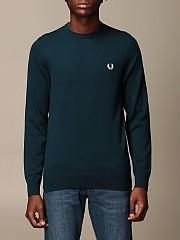 [관부가세포함][프레드페리] (K9601 257) Winter 20 남성 니트 스웨터