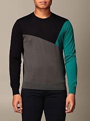 [관부가세포함][아르마니] (6HZM1R ZMS8Z 4509) Winter 20 남성 니트 스웨터