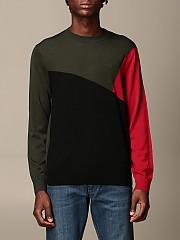 [관부가세포함][아르마니] (6HZM1R ZMS8Z 4861) Winter 20 남성 니트 스웨터