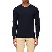 [관부가세포함][파올로 페코라] (A002 F200 6685)  Summer 20 남성  crewneck 스웨터 in silk and cotton