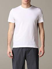 [관부가세포함][파올로 페코라] (F191 4157 1101) Summer 20 남성 반팔 티셔츠