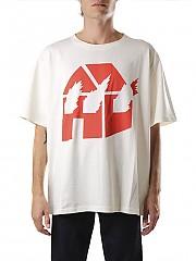 [관부가세포함][JW앤더슨] (JE0114PG0079016) AI20 남성 반팔 티셔츠