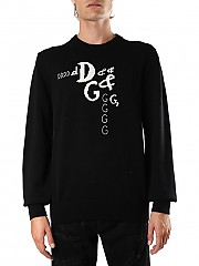 [관부가세포함][돌체앤가바나] (GXA63ZJAM3DS9000) AI20 남성 니트 스웨터