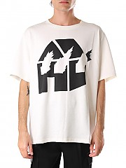 [관부가세포함][JW앤더슨] (JE0114PG0079015) AI20 남성 반팔 티셔츠