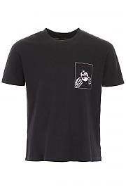 [관부가세포함][RtA] (MH8216 25 BKDS) SS19 남성 반팔 티셔츠