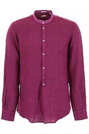 [관부가세포함][마시모알바] (15U0KOST0033 U416) SS19 남성 셔츠
