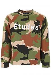 [관부가세포함][ETUDES] (STORY ETUDES CAMO CAMO) SS19 남성 티셔츠