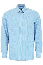 [관부가세포함][괴체] (06 GRAN T GRBLU) SS19 남성 셔츠