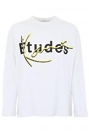 [관부가세포함][ETUDES] (DESERT KARL KANI MULTI) SS19 남성 티셔츠