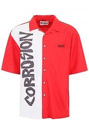 [관부가세포함][M1992] (M19U0902D 837) SS19 남성 반팔 셔츠