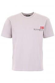 [관부가세포함][MUF10] (1902 03070 GREY) SS19 남성 반팔 티셔츠