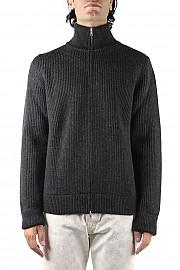 [관부가세포함][메종 마르지엘라] (S50GP0143S16769855M) AI20 남성 니트 집업 스웨터