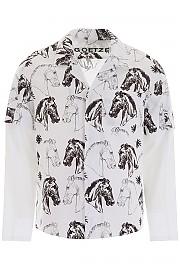 [관부가세포함][괴체] (03 LARRY WHTBK) FW19 남성 셔츠