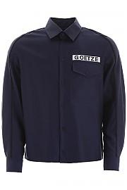 [관부가세포함][괴체] (02 VINCE NAVTW) FW19 남성 셔츠