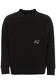 [관부가세포함][라프시몬스] (192 170B 19004 00099) FW19 남성  스웨트셔츠 with embroidery