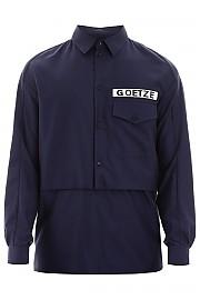 [관부가세포함][괴체] (05 GIORGIO NAVTW) FW19 남성 셔츠