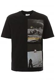 [관부가세포함][캘빈클라인] (J90J900216 BAE) FW19 남성  established 1978 moon landing 티셔츠