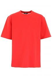 [관부가세포함][캘빈클라인] (91MWTD67 C433 623) SS19 남성  cut-out 티셔츠