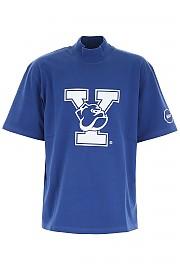 [관부가세포함][캘빈클라인] (91MWTE05 406 406) SS19 남성  yale univeristy 티셔츠