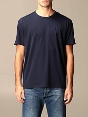 [관부가세포함][마우로그리포니] (1800031 05 582)  Winter 20 남성 티셔츠 men  navy