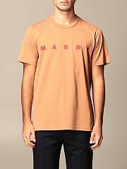 [관부가세포함][마르니] (HUMU0170PO 00M06)  Winter 20 남성 티셔츠 men
