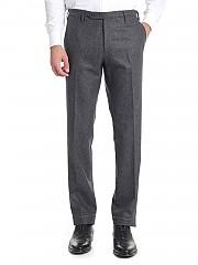[관부가세포함][로타] Grey virgin wool trousers (500/2/C 00383/003)
