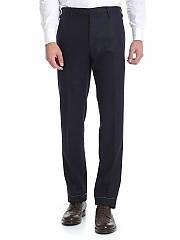 [관부가세포함][로타] Blue virgin wool trousers (500/2/C 00383/058)