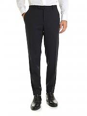 [관부가세포함][인코텍스] FW19 Blue wool flannel 남성 팬츠 (1AG63R 4536Z 820)